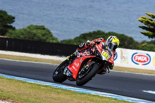 Test Phillip Island, Giorno 1: dominio di Bautista con la nuova Ducati V4!