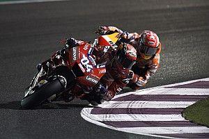 Довициозо выиграл невероятную дуэль у Маркеса в споре за победу в Катаре