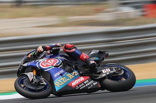 Van der Mark richt zich op podiumplekken in derde WSBK-ronde in Aragon