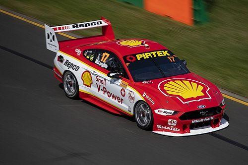 Albert Park Supercars: McLaughlin continues Mustang dominance