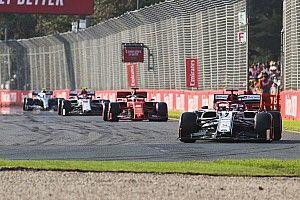 Takım arkadaşı mücadeleleri: Avustralya GP
