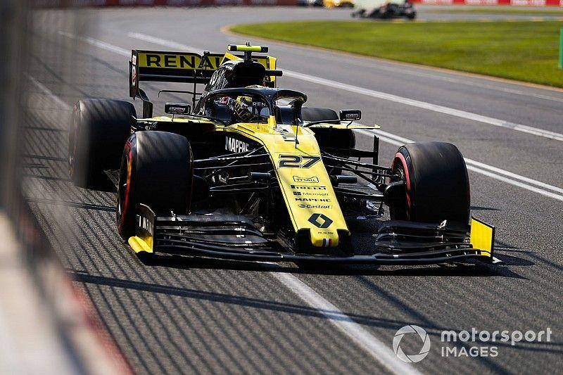 """Un """"decepcionado"""" Renault debe ser duro consigo mismo, dice Abiteboul"""