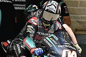 Dovizioso satisfait de ses progrès avec la Yamaha depuis Misano