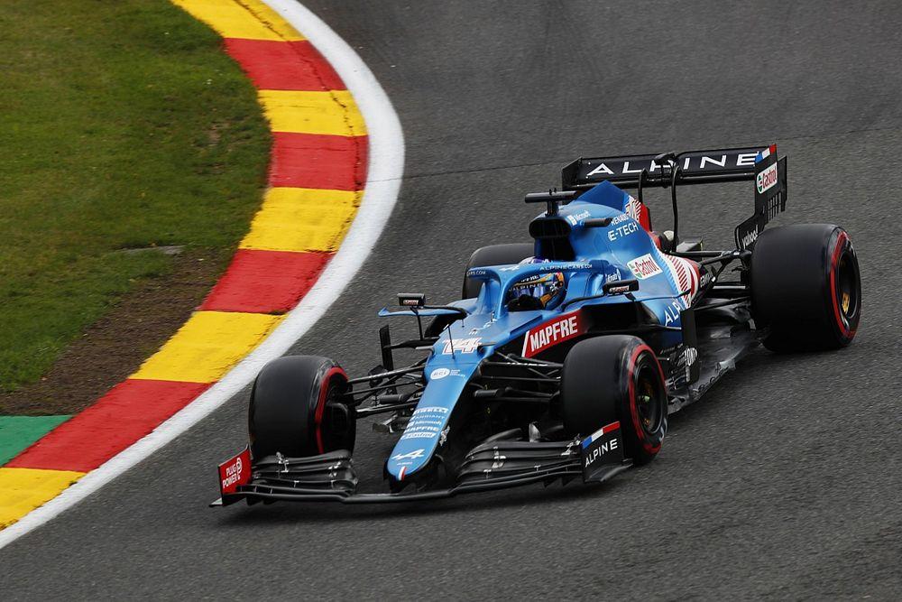 Vídeos: Eau Rouge desde los ojos de Fernando Alonso