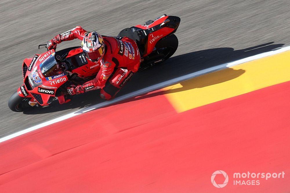 【リザルト】MotoGP第13戦アラゴンGP FP2