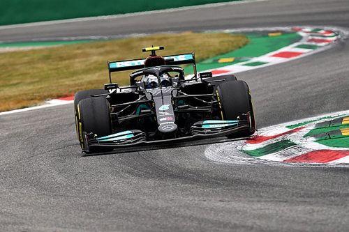 Valtteri Bottas pénalisé sur la grille à Monza