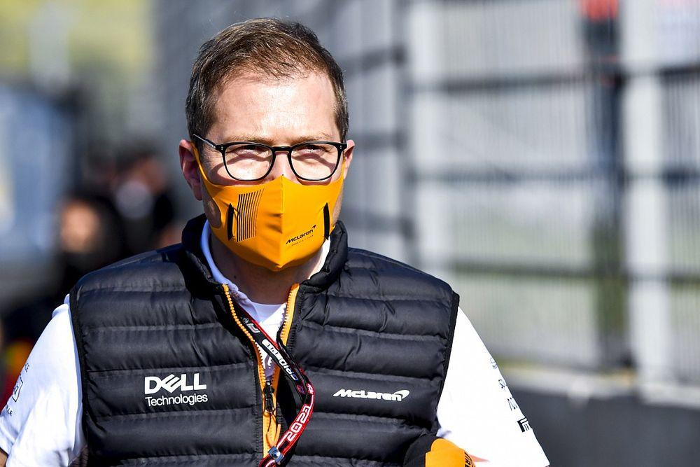 McLaren: Ne felejtsük el, hogy egy futammal korábban megsemmisültünk