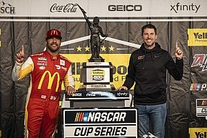 """Hamlin: Wallace's victory """"more special"""" than my own"""