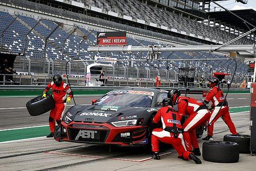 Audi's Rockenfeller calls for DTM to equalise pitstops