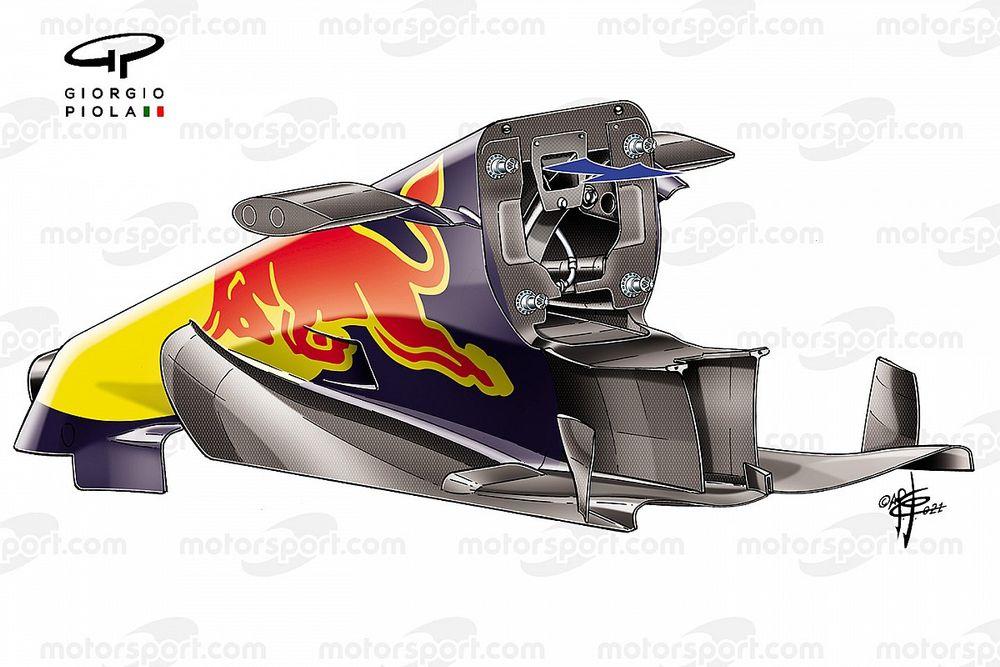 Технический анализ: почему у Mercedes и Red Bull разные S-воздуховоды