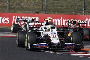 Binotto az újonchibák ellenére is elégedett Schumacher fejlődésével