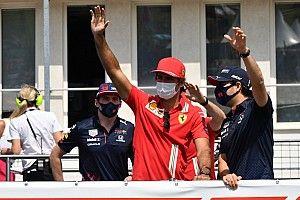 Sainz valora su primera mitad de año en Ferrari y su mejor carrera