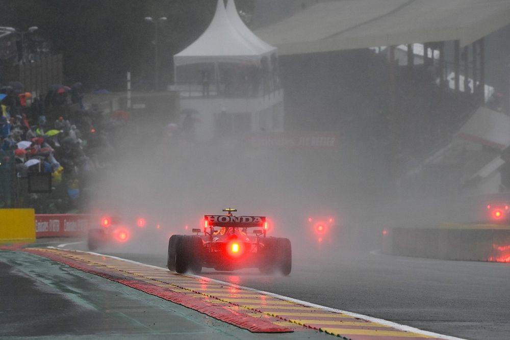 Dit schreven internationale media over de F1-farce op Spa