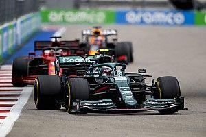 """Az Aston Martin szeretne """"hamarabb"""" megegyezni Vettellel 2023-ról"""