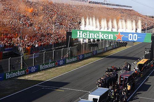 """Heineken vijf jaar partner van F1: """"Men staat open voor onze suggesties"""""""
