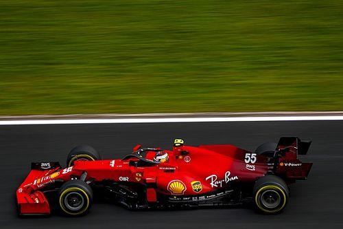 """Sainz: """"Da rabia ver lo bien que va el coche y salir atrás"""""""