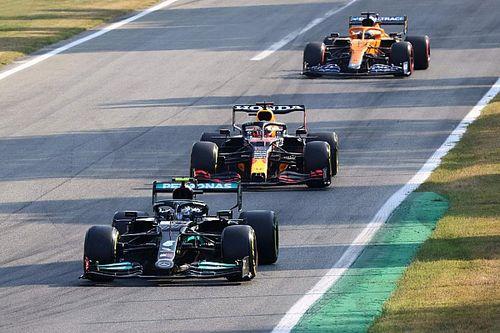 تغطية مباشرة لسباق جائزة إيطاليا الكبرى