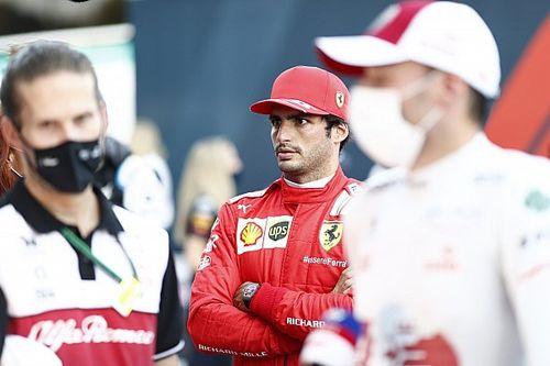 Sainz: Veremos si el domingo podemos meternos a la pelea en Monza