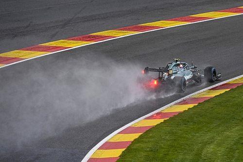 """F1 - Vettel: """" Foi errado em começar o Q3 naquelas condições"""""""