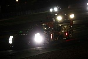 Le Mans 24h: #8 Toyota heads 1-2 in red-flagged FP2