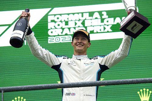 Russell a été informé de la décision de Mercedes avant Spa