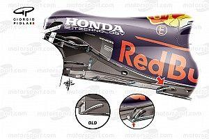 Qué hay detrás de la última mejora de Red Bull en el fondo plano