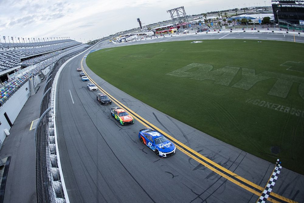 """How NASCAR is gearing up for its """"biggest change"""" in 2022"""