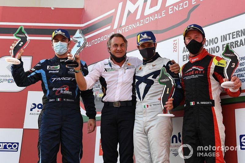 TCR Italy: primo podio per Imberti, ma Gara 2 da dimenticare
