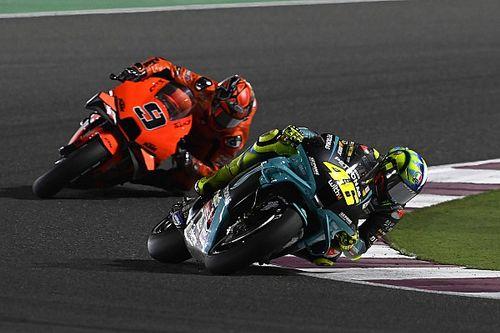 """Dos malas carreras """"no pueden decidir el futuro de Rossi"""", dice Uccio"""