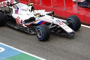 Ferrari ondanks foutenlast blij met progressie Schumacher