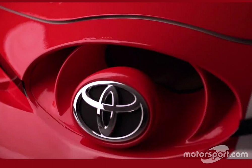 WRC: Toyota svela il teaser della nuova livrea delle Yaris 2021