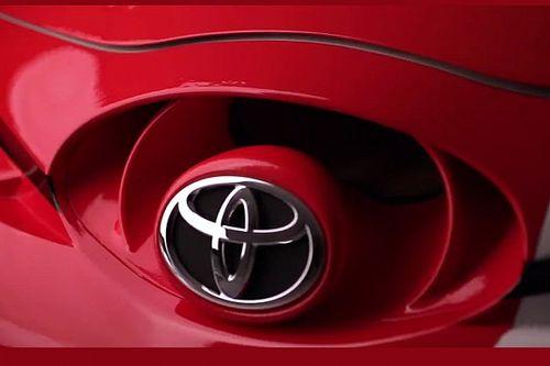 Toyota Gazoo Racing Tunjukkan Teaser Livery Baru