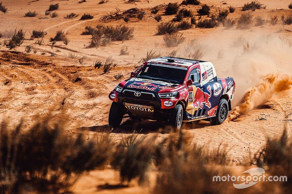 Dakar, Auto, Tappa 8: Al-Attiyah si avvicina a Peterhansel!