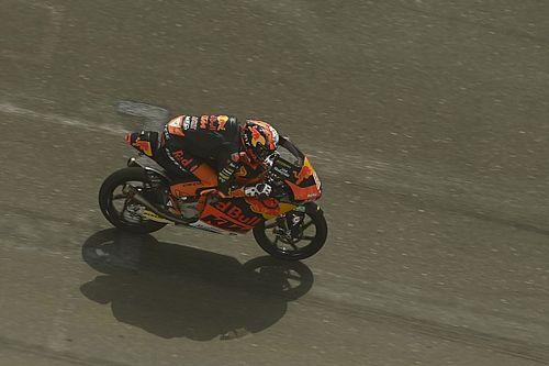 Moto3ドーハ予選:マシア、カタール連勝に近づくポールポジション。日本勢は鈴木竜生が5番手タイム