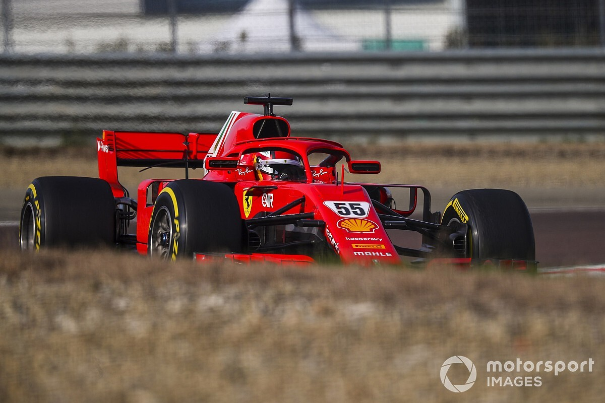 Ferrari: Sainz si migliora ancora, poi tocca a Mick Schumacher