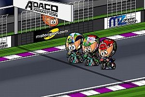 Vídeo: la pretemporada 2021 de MotoGP, por MiniBikers