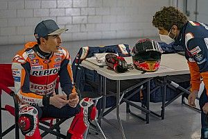 Marquez Masih Tanda Tanya untuk MotoGP Portugal