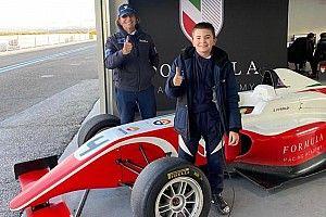 Fittipaldi Jr to make car racing debut in Danish F4 series in 2021