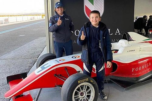 Fittipaldi Jr to make car racing debut in Danish F4 series in 2021