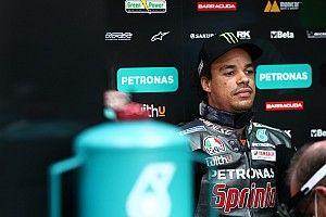Morbidelli debió abrir un nuevo motor para el GP de Doha