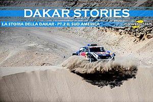 La storia della Dakar - pt.2, il Sud America