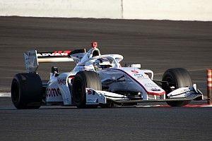 Fukuzumi ends Super Formula post-season test on top