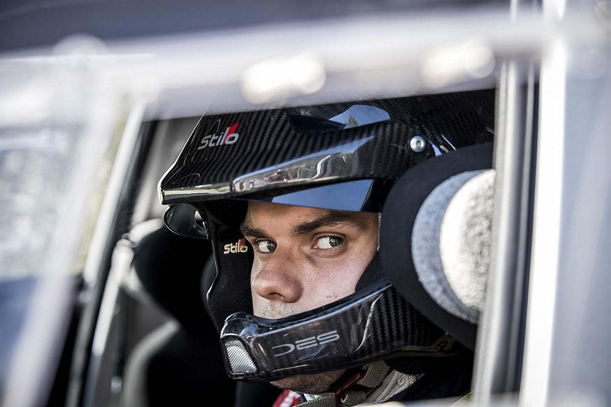 Griazin wypróbował Fiestę WRC