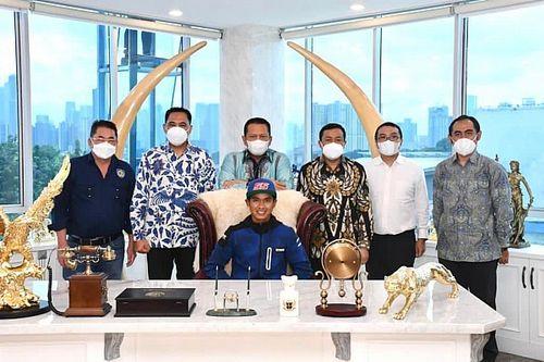 Yamaha Indonesia Akan Perkuat Sinergi dengan IMI