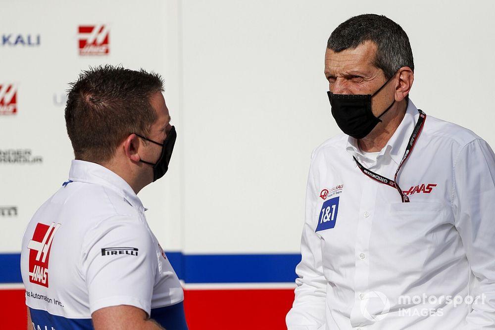 Rambu-rambu Steiner untuk Dua Pembalap Haas