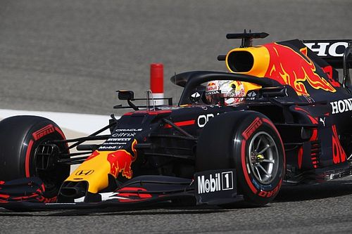 Verstappen fastest from Bottas in F1 Bahrain GP opening practice
