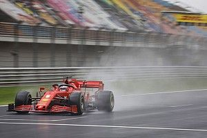 Vettel: Slicks could have given Ferrari victory shot