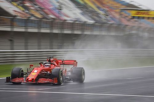 """Vettel: """"Lastikleri yeterince çalıştıramadık"""""""