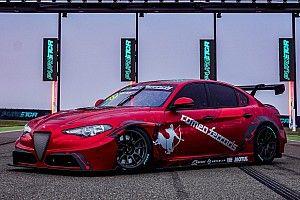 Ecco l'Alfa Giulia ETCR, Furia Rossa elettrica di Romeo Ferraris!