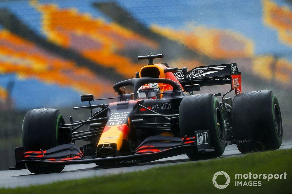 Turkish GP: Verstappen tops rain-soaked FP3